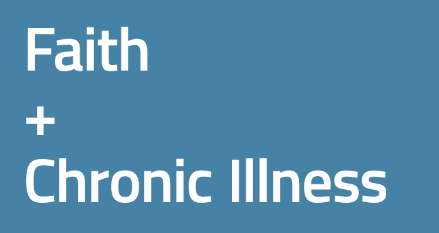 faith and chronic illness